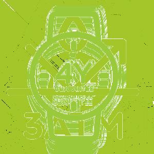Ikonka 4 lata gwarancji na zegarek Traser