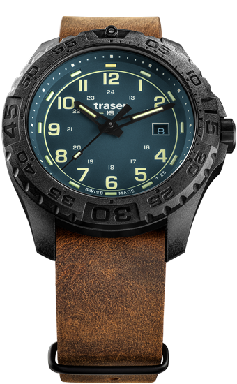 zegarek-traser-109040-P96-OdP-Evolution-Petrol-leather-NATO-day
