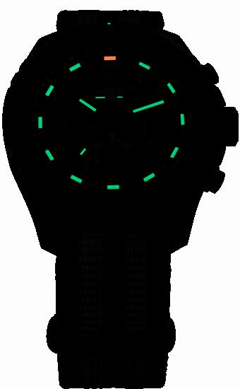 zegarek-traser-109046-P96-OdP-Evolution-Chrono-Grey-NATO-night