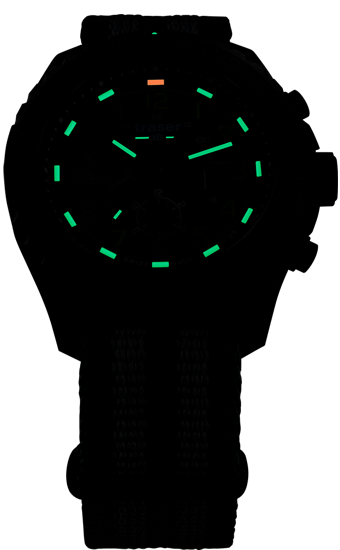zegarek-traser-109048-P96-OdP-Evolution-Chrono-Green-NATO-night