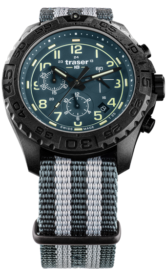 zegarek-traser-109050-P96-OdP-Evolution-Chrono-Petrol-NATO-day
