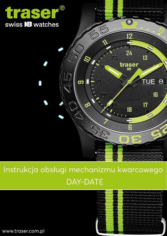 Instrukcja obsługi - Day-Date - min
