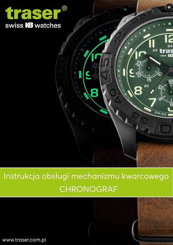 Instrukcja obsługi - chronograf - min