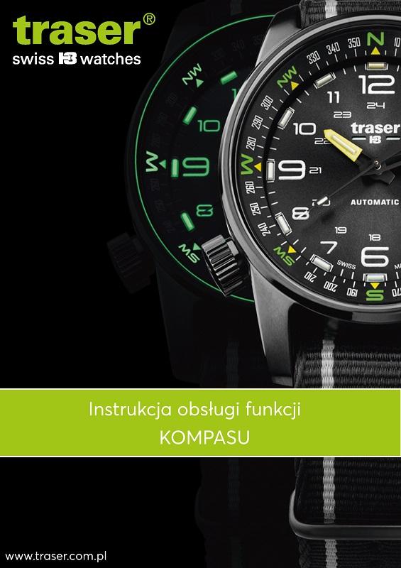 Instrukcja obsługi - kompas - min