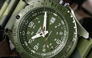 taktyczny zegarek traser P96 OdP Soldier w kolorze moro