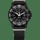taktyczny zegarek traser P66 Type 6 MIL-G automatic - cały czarny