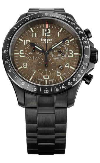 traser_P67_Officer_Pro_Chronograph_Khaki_steel