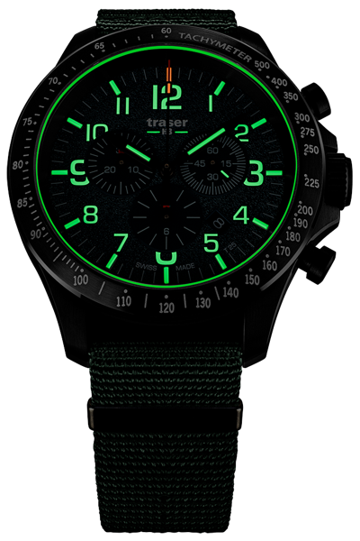 traser_P67_Officer_Pro_Chronograph_steel_Green_home