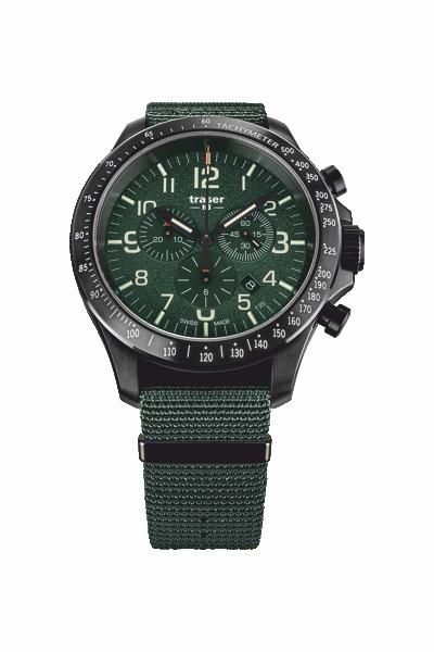 zegarek-traser-P67-officer-pro-chronograph-green-nato-strap-109463-400x600-dzień