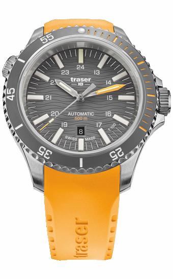 zegarek_traser_P67_diver_automatic_T100_grey_yellow_rubber_strap_110331_dzień