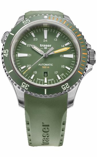 zegarek_traser_P67_diver_automatic_green_rubber_strap_110327_dzień