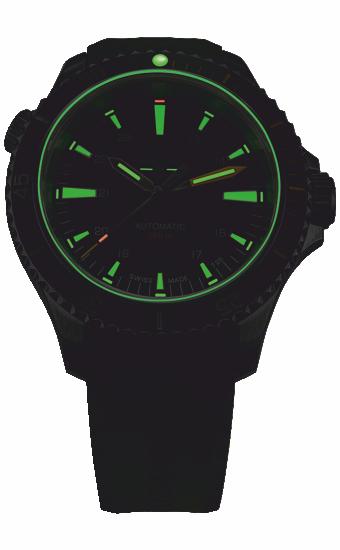 zegarek_traser_P67_diver_automatic_green_rubber_strap_110327_wieczór